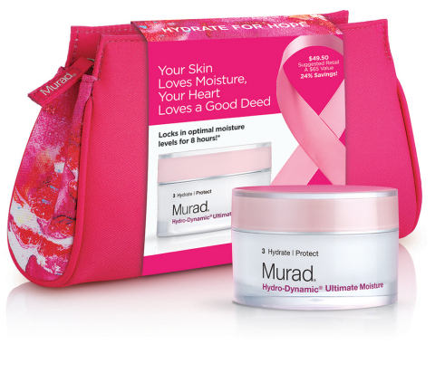 Murad Hydrate for Hope (Photo: Business Wire)