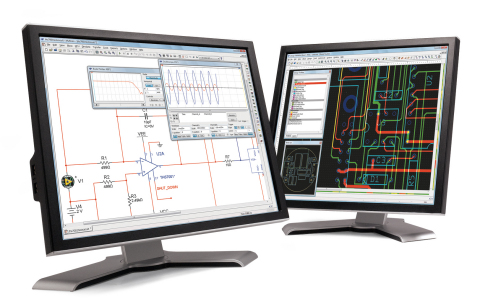 Global distributor Mouser Electronics is collaborating with NI on the new release of the free MultiSIM BLUE design tool. Created for engineers, the powerful, all-in-one circuit simulation tool is integrated with PCB design and Bill of Materials (BOM) to speed design. (Photo: Business Wire)