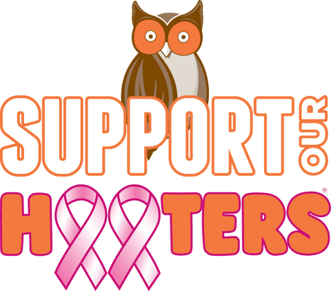 Support Our Hooters in the Fight Against Breast Cancer  (Graphic: Business Wire)
