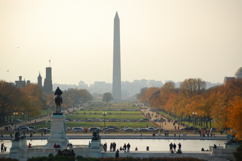 The National Mall in Washington, D.C. (Photo: Business Wire)