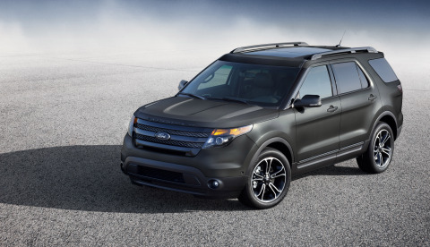 Explorer Sport is hauling younger, more affluent, better educated buyers into Ford showrooms. (Photo: Business Wire)