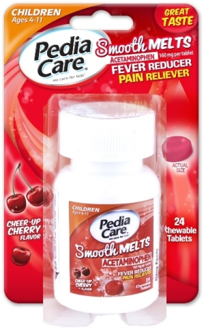New PediaCare Smooth Melts (Photo: Business Wire)
