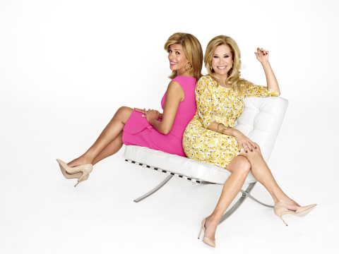 Kathie Lee and Hoda Kotb (Photo: Business Wire)