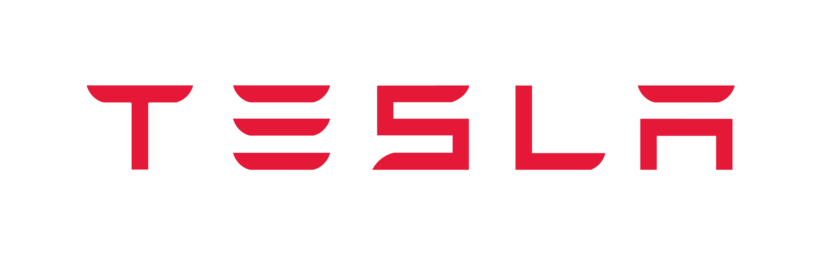 Image result for tesla logo wordmark