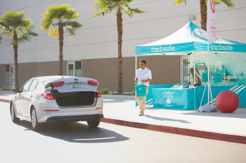 Curbside is reinventing the local shopping experience by making it faster and easier for consumers to find, buy and pick up products at local stores than ever before, with no markup in price. (Photo: Business Wire)