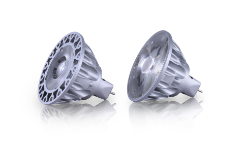 Soraa's new MR16 LED lamps feature a 30% improvement in efficiency, creating a no-compromise lightin ...