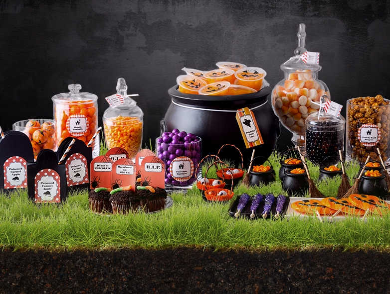 free halloween printables for avery products business wire