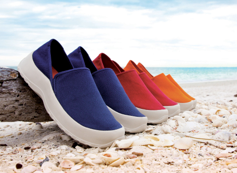 New footwear brand SoftScience takes comfortable, casual footwear to an entirely new level. (Photo: Business Wire)