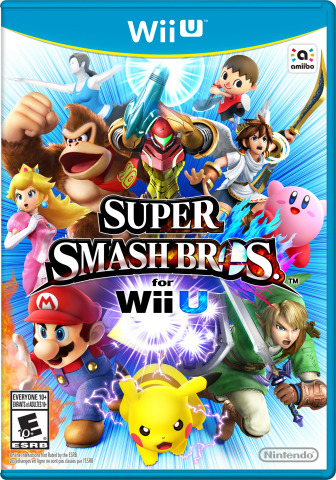 Super Smash Bros. for Wii U will launch in North America on Nov. 21, just in time for the heart of the holiday shopping season, at a suggested retail price of $59.99. (Photo: Business Wire)