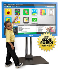 TeachSmart(R) 3.0 by Hatch, interactive whiteboard software for preschool, has been recognized as the Best Software for Early Learning by the ComputED Gazette in the 19thAnnual EDDIE Awards. (Photo: Business Wire)