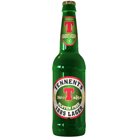 Tennent's Gluten Free (Photo: Business Wire)