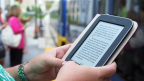 3M Library Systems announces the addition of a new lendable eReader for its 3M Cloud Library-the NOOK GlowLight from Barnes & Noble. (Photo: 3M Library Systems)
