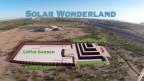 Monarch Power's proposed Solar Wonderland Energy Amusement Park (Photo: Business Wire)