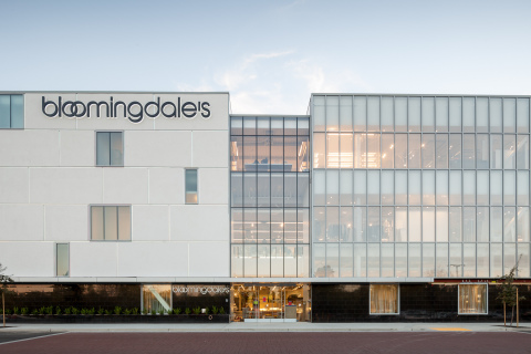 Bloomingdale's Stanford. Photography credit: Michael Wells