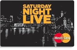 Saturday Night Live MasterCard Credit Card®