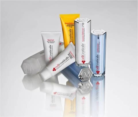 CellCeuticals Regenerative Skin Treatments (Photo: Business Wire)