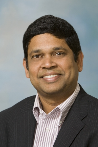 Sridhar Laveti, Bally Technologies' Senior Vice President of Customer Services (Photo: Business Wire ...