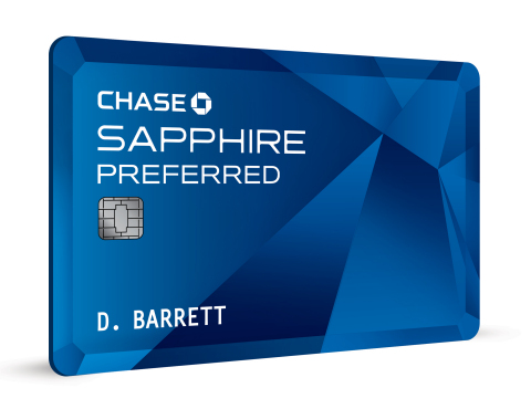 Chase Sapphire Announces Exclusive Rewards Packages to the