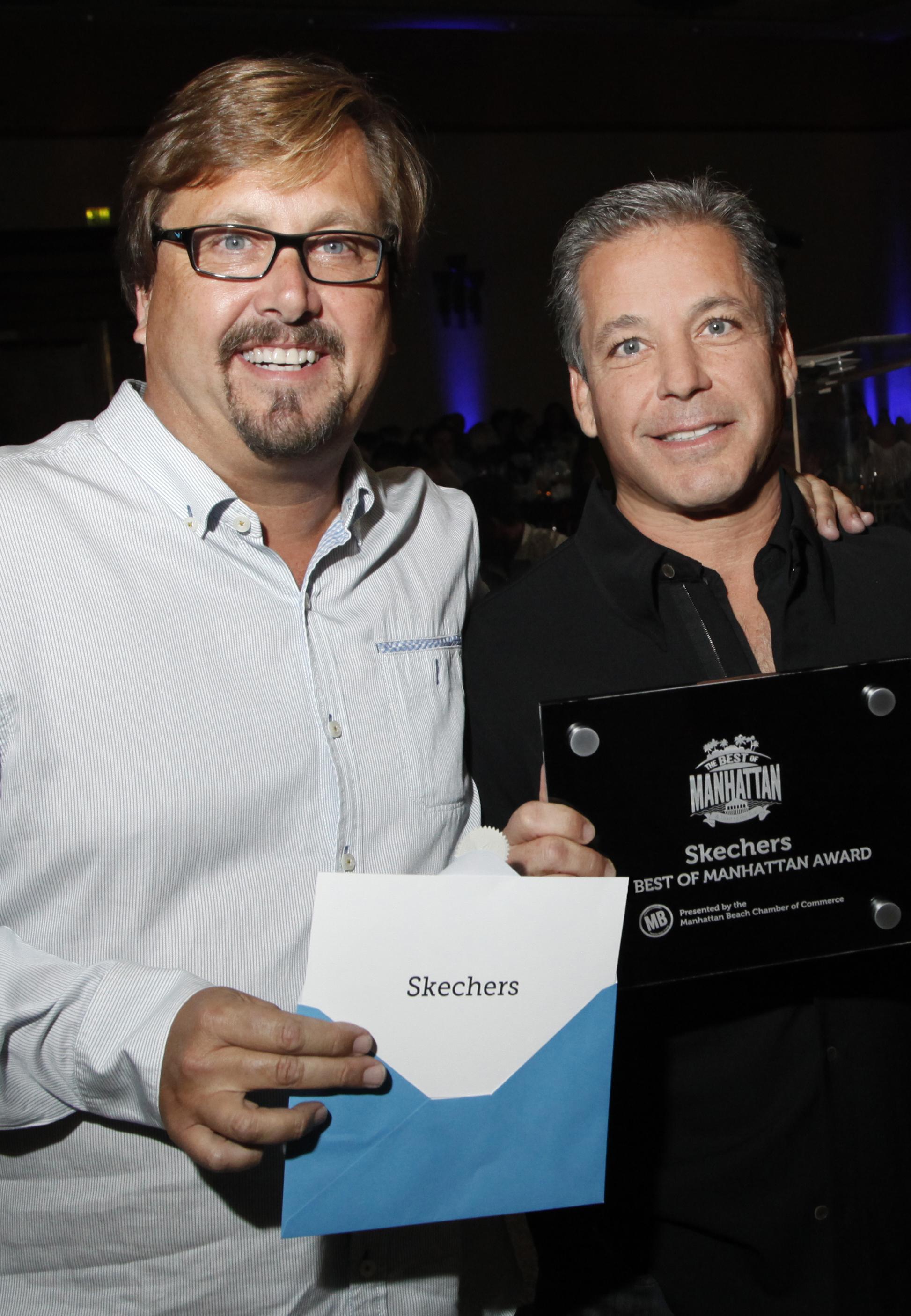 "SKECHERS Named ""Best of Manhattan"" | Business Wire"