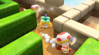 There will be different power-ups in Captain Toad: Treasure Tracker, like the Double Cherry item that makes another copy of Captain Toad or Toadette, making some stages even more riveting. (Photo: Business Wire)