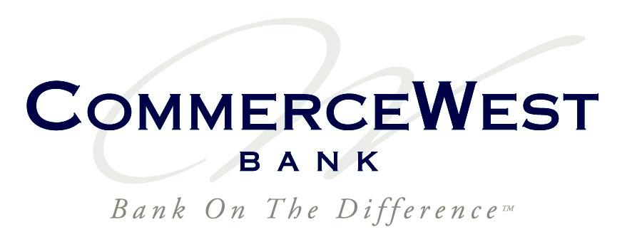 Commerce West Bank