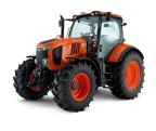 Kubota introduces the highly anticipated M7-Series Tractor Line - Kubota's mid-range tractor entry into the commercial livestock and row-crop production markets. (Photo: Business Wire)