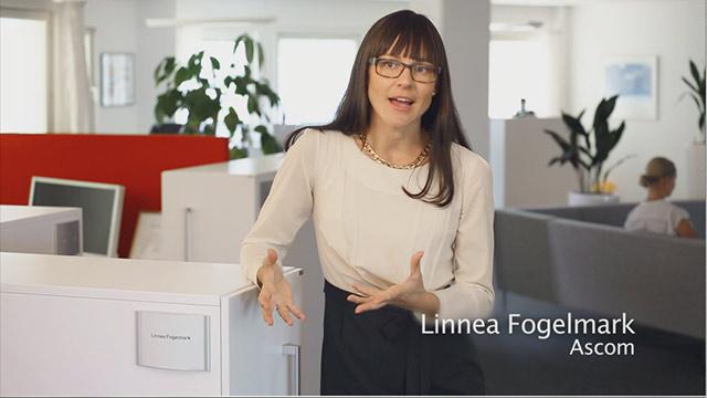 Video in English Ascom Myco - Inspired by nurses.