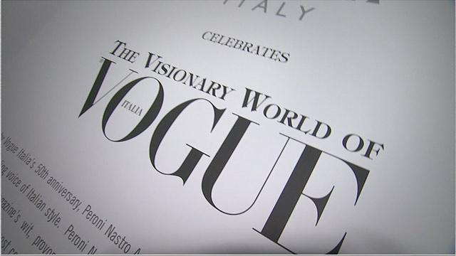 Opening night of Peroni Nastro Azzurro celebrates The Visionary World of Vogue Italia exhibition (Video: Business Wire)