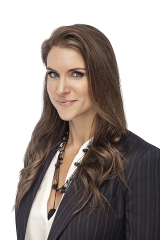 Stephanie McMahon, Chief Brand Officer WWE (Photo: Business Wire)