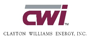 Clayton Williams Energy Updates Eagle Ford and Delaware Basin Operations and Provides Updates to Production Guidance
