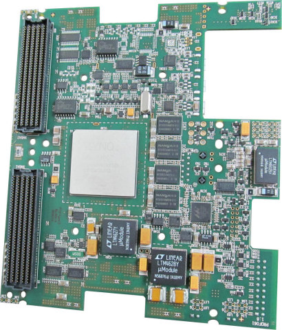 PRO DESIGN Releases Embedded Processing Platform for FPGA based SoC and IP Prototyping (Photo: Busin ...