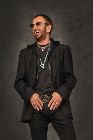 Ringo Starr (Image courtesy of Rob Shanahan)