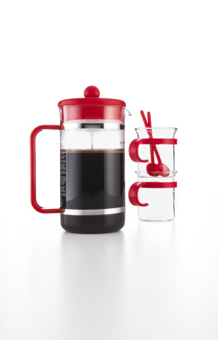 Bodum Bistro French Press, $29.99, available at select Macy's (Photo: Business Wire)