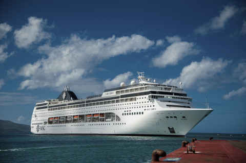 MSC Cruises will use the Carestream portal across its fleet to enhance on-board medical response and deliver diagnosis and therapeutic functions previously only possible on land. (Photo: Business Wire)