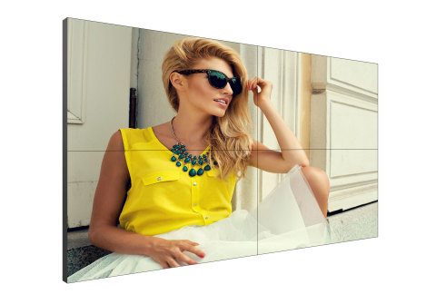 Clarity Matrix Ultra-Narrow Bezel - Retail (Photo: Business Wire)