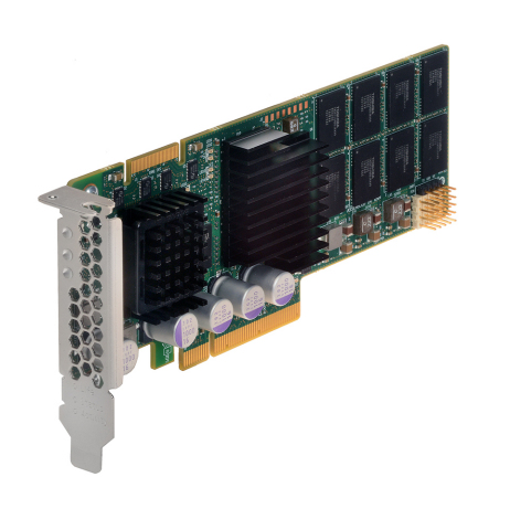 Seagate Nytro family of PCIe-based flash acceleration cards (Photo: Business Wire)