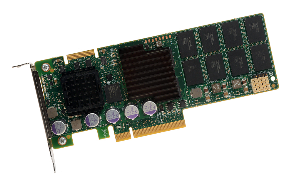 Seagate Nytro Application Acceleration Cards Selected by