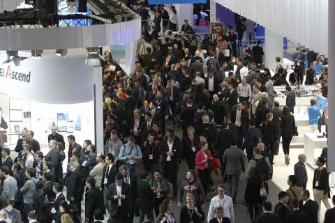 GSMA今天公佈2015年GSMA世界移動通訊大會的最新資訊,包括新增主題演講貴賓、參展商、贊助商,以及該行動通訊產業年度盛會的合作夥伴活動參與者。(照片:美國商業資訊)