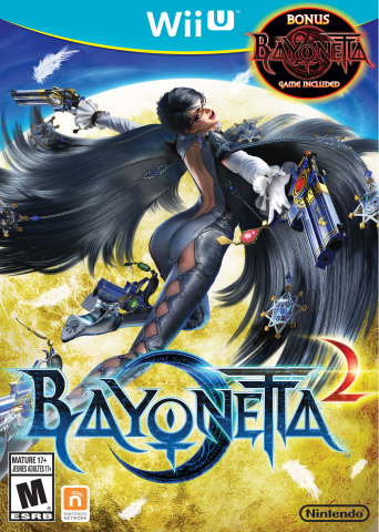 Bayonetta is back in Bayonetta 2 with more moves, more weapons and more climax action. (Photo: Business Wire)