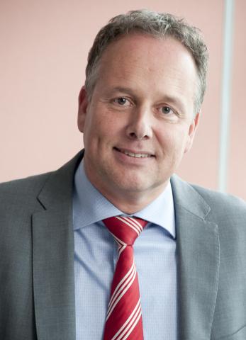 Hans Van Nikkelen Kuijper, VP Sales Transportation & General Industry, AEG Power Solutions (Photo: Business Wire).