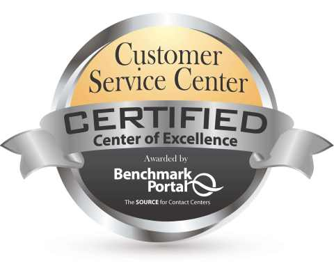 EFG Companies becomes the first F&I provider to be certified as a Center of Excellence by BenchmarkPortal. (Graphic: Business Wire)