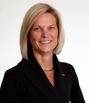 Tommye Barie, new chair of AICPA (Photo: Business Wire)
