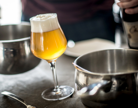 Brewers Association Beer & Food Course (Photo: Business Wire)