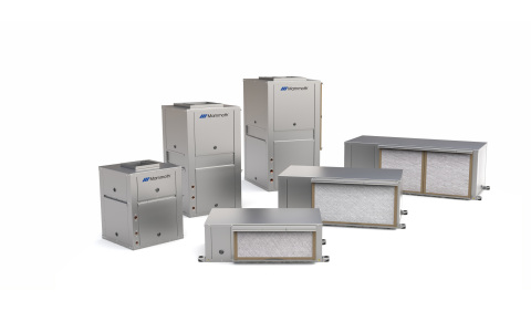 Mammoth HydroBank(R) MS Water Source Heat Pump Line (Photo: CES Group, LLC)