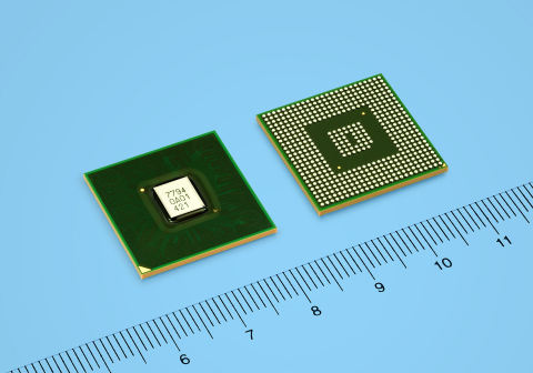 Renesas Electronics R-Car E2 SoC (Photo: Business Wire)