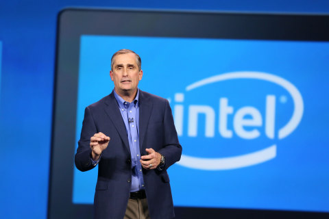 Intel Corporation CEO Brian Krzanich (Photo: Business Wire)