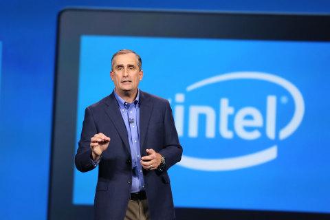 Intel Corporation CEO Brian Krzanich (Photo: Business Wire)