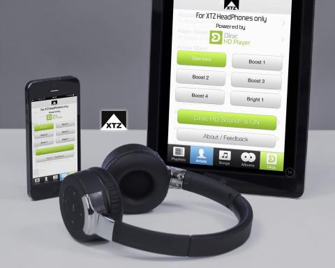 XTZ-HeadphoneDivineApp (Photo: Business Wire)