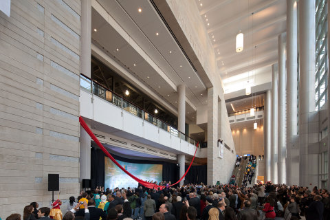 Pennsylvania Convention Center Ribbon Cutting  (Photo: Business Wire)