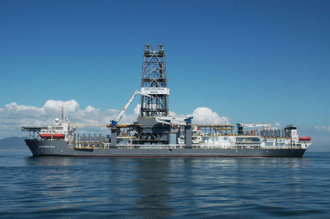 The Guadalupe well was drilled by Transocean's Discoverer India deepwater drillship. (Photo: Busines